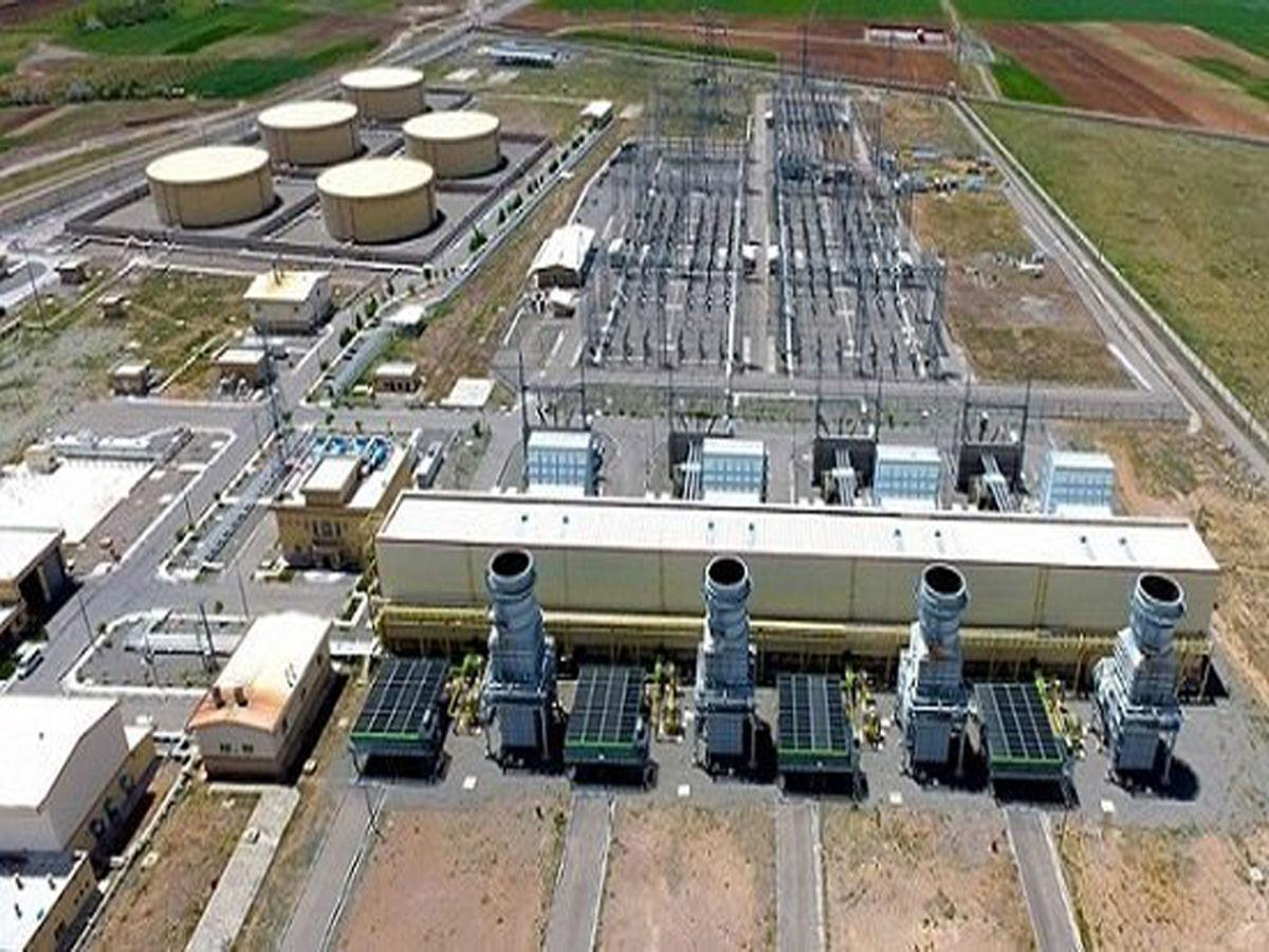 مصرف روزانه گاز نیروگاه سلطانیه ی زنجان، به بیش از 3 میلیون و 500 هزار متر مکعب رسید