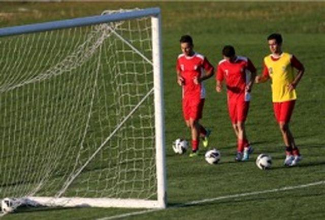 اعلام اسامی بازیکنان دعوت شده به اردوی تدارکاتی تیم ملی امید