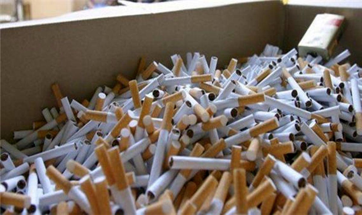 محکومیت 470میلیونی قاچاقچی سیگار در قزوین
