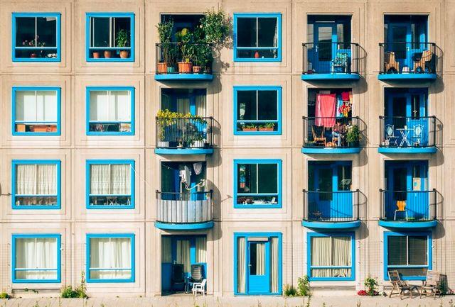 قوانین آپارتمان نشینی را بخوانید و رعایت کنید