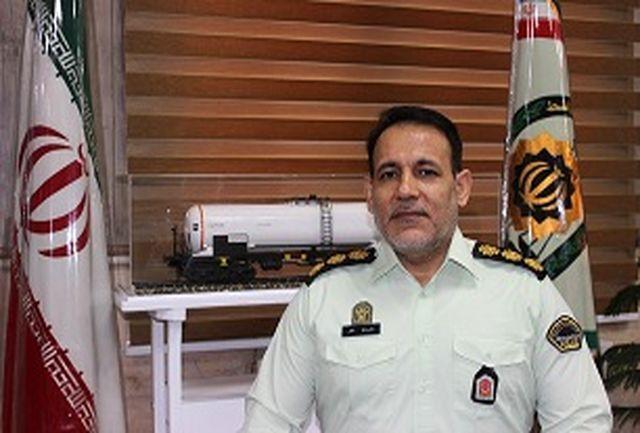 قاتل رئیس قطار در دام پلیس
