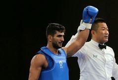 بازی های آسیایی 2018؛ شروع پرامید «محسن محمدسیفی»