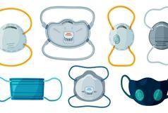 آشنایی با انواع ماسک و دستورالعمل استفاده از آنها