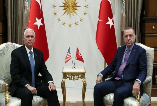 واکنشها به توافق آمریکا و ترکیه برای برقراری آتشبس در شمال سوریه