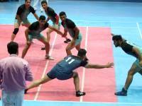 اردوی تیم ملی کبدی جوانان و بزرگسالان ایران در اردبیل برگزار شد