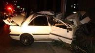 حادثه خونین رانندگی محور اهر-تبریز
