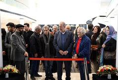 گالری «قباد شیوا» افتتاح شد/ هنرمندی که طاووس گرافیک ایران است