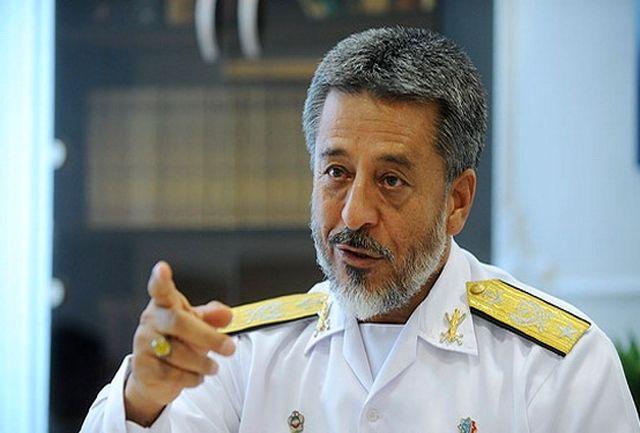 نیروی دریایی نقش مهمی در امنیت اقیانوس هند دارد