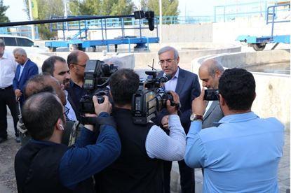 افتتاح 17 پروژه با 2 هزار و 420 میلیارد ریال و یک میلیون و 700 هزار یورو اعتبار در قشم