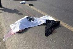 تصادف مرگبار در جاده رشت - قزوین