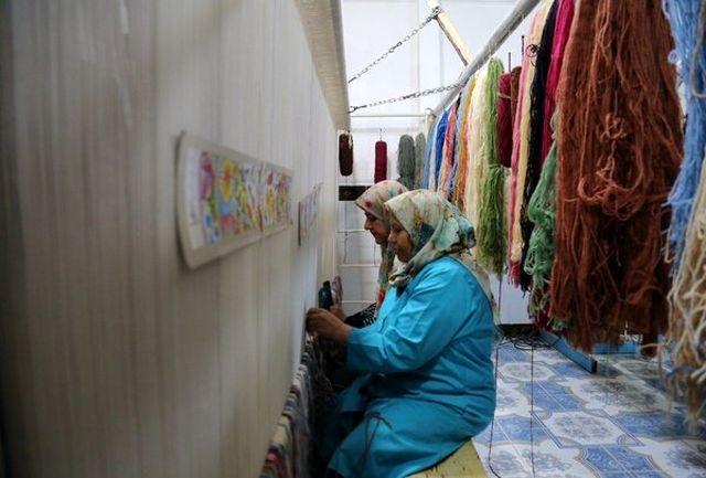 کرونا کسب و کار زنان سرپرست خانوار را کساد کرد