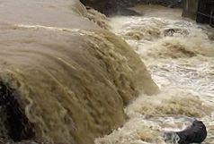 خسارت بارش شدید باران