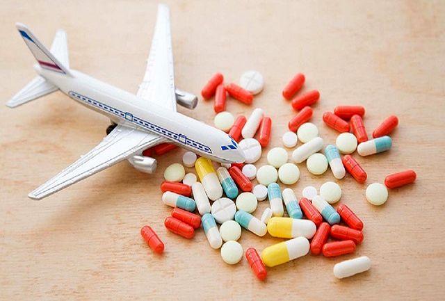 داروهایی که نباید قبل از پرواز خورد