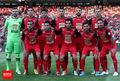 اعلام ترکیب قرمزها/ کالدرون بازهم جونیور را فیکس کرد