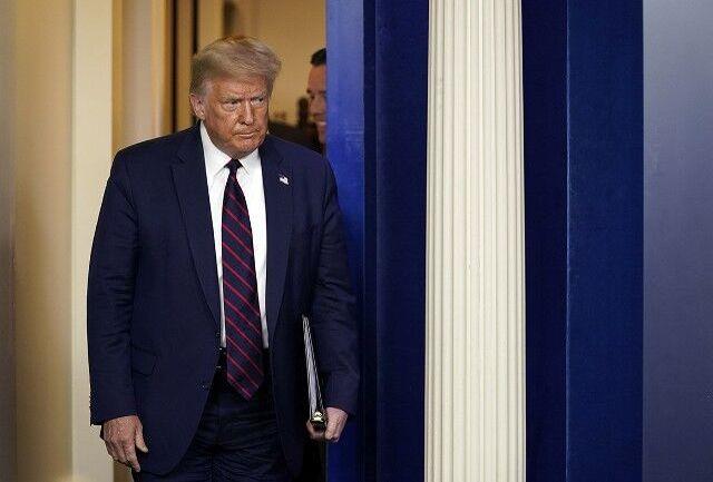ترامپ، تنهاتر از همیشه