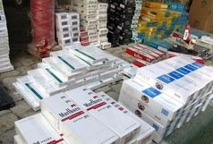 کشف ۹۲۵ میلیون ریال سیگار قاچاق توسط مرزبانان آذربایجان غربی