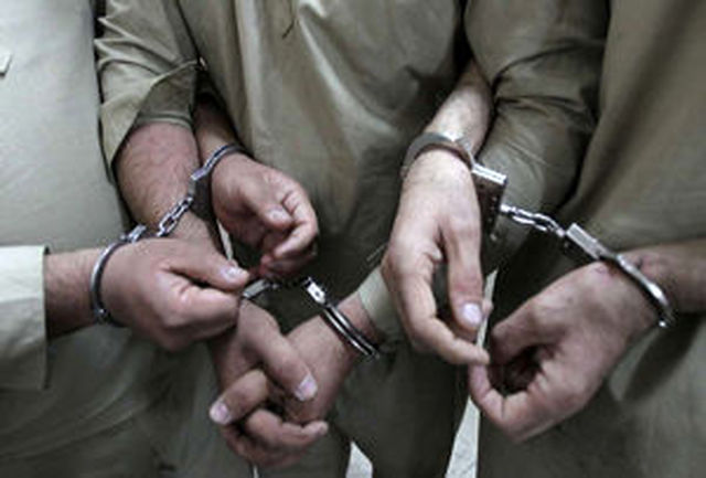 دستگیری چند حفار غیرمجاز در شفت