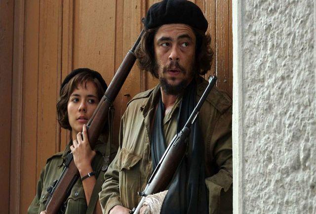«چه» فیلمی درباره مبارزات چهگوارا