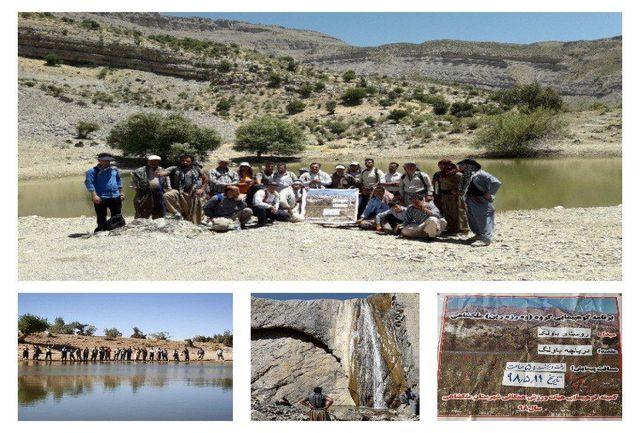 سومین برنامه گروه کوهنوردی وه رزه رین ملکشاهی برگزارشد
