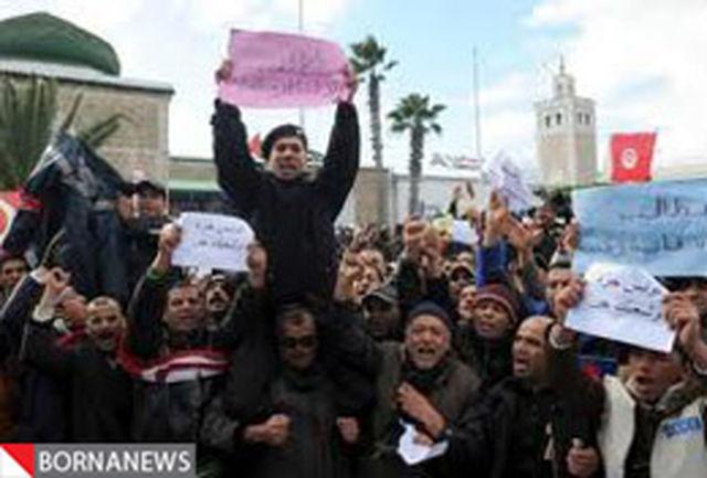 بیش از 18 کشته و زخمی در درگیریهای اخیر تونس