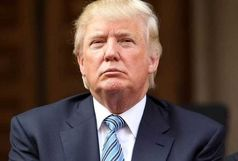 حضور «ترامپ» در میان هوادارانش/ ببینید