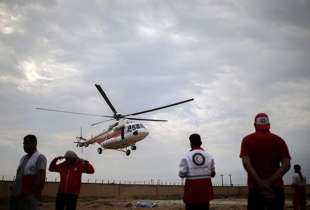 شرایط سخت امدادرسانی در خوزستان/ افزایش تدریجی سطح آب و  خطر گسترش سیلاب