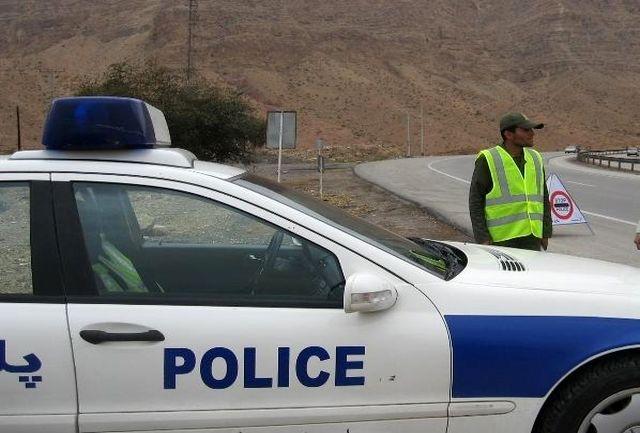محدودیت تردد برای کامیونها در محورهای کرمانشاه