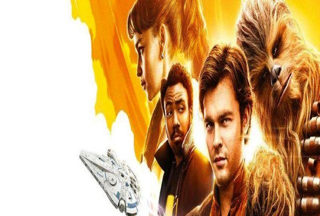 ماجراجویی های سولو در star wars