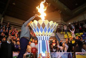 افتتاحیه المپیاد استعدادهای برتر ورزش کشور