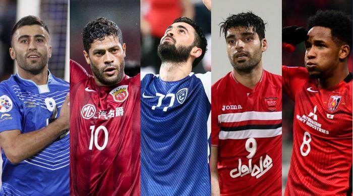 طارمی، بهترین مهاجم لیگ قهرمانان آسیا شد