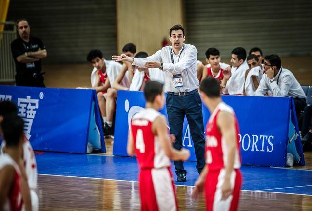 آمادهسازی برای حضور در رقابتهای غرب آسیا