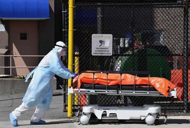 بیمار کرونایی 10 روز بعد از اعلام خبر فوتش، همه را شوکه کرد!