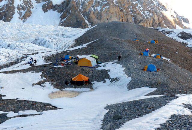 پیدا شدن کوهنوردان گمشده در ارتفاعات لاتون آستارا
