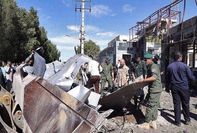 پیام تسلیت شهردار تهران در پی حادثه تروریستی چابهار