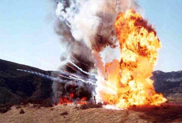 وقوع انفجار در چرداول یک کشته بر جا گذاشت