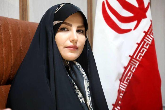 پیام عضو شورای اسلامی شهر اندیشه به مناسبت میلاد حضرت معصومه (ص) و روز دختر