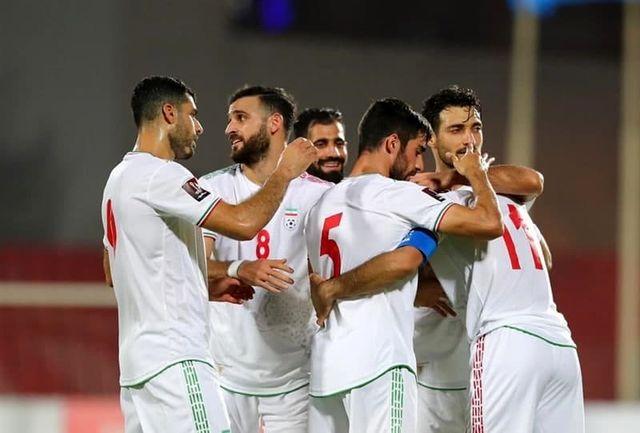 تیتر جذاب  AFC پس از  پیروزی ایران مقابل هنگ کنگ