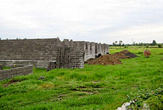 اجرای ۳۳۴ مورد قلع و قمع ابنیه غیر مجاز اراضی کشاورزی در استان آذربایجانغربی