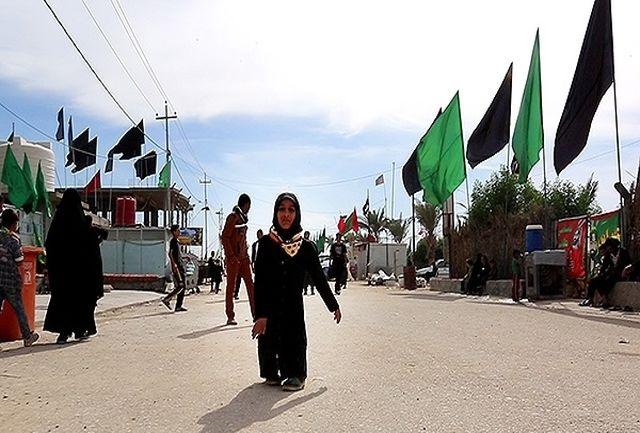 پیاده روی های اربعین به خوزستان آسیب می زند