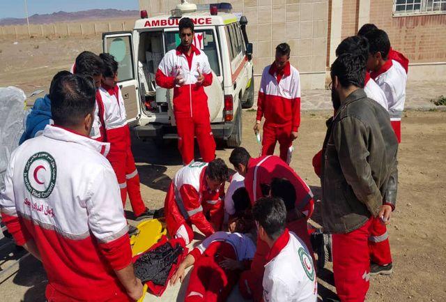 در آستانه نوروز طرح ملی امداد و نجات نوروزی در ۲۰ پایگاه اردبیل اجرا میشود