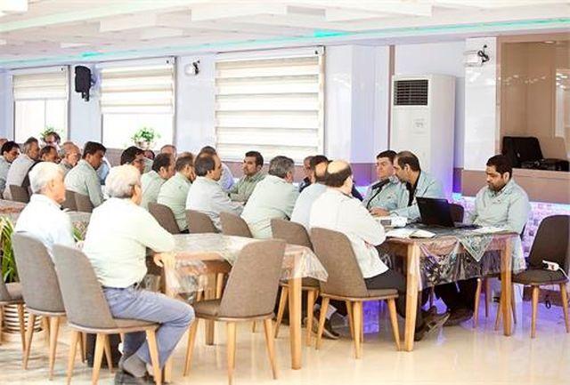 برگزاری نشست کمیته راهبری هلدینگ فولاد خوزستان