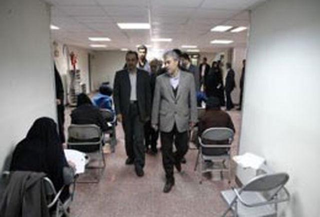 آزمون دستگاههای اجرایی استان فارس برگزار شد