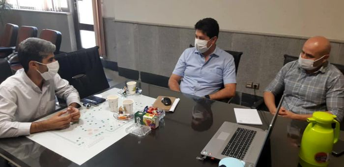 شهرداری باقرشهر پیشرو در راه اندازی و بهره مندی از سامانه اطلاعات مکانی (G.I.S)