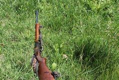 یک قبضه سلاح قاچاق در طارم سفلی کشف شد