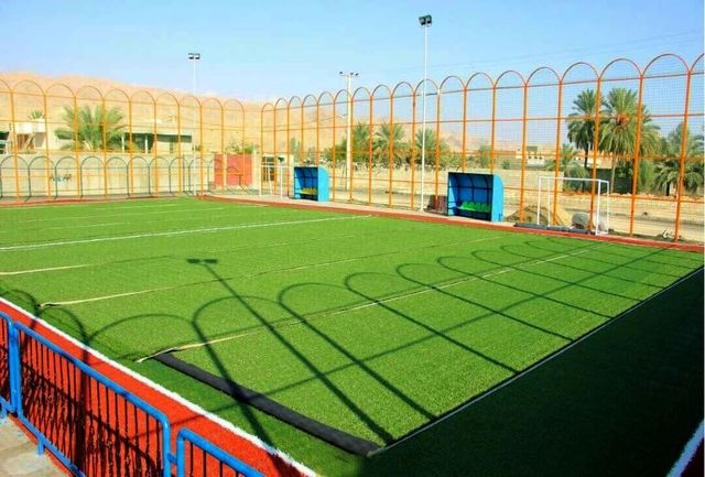 احداث 100 زمین چمن مصنوعی در مناطق کم برخوردار و روستایی خوزستان آغاز می شود