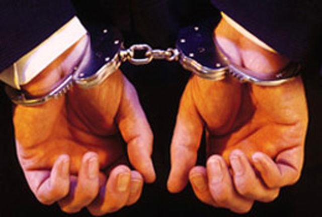 کلاهبردار مأمورنما در تبریز دستگیر شد
