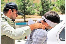 دستگیری قاتل دو ساعت پس از جنایت