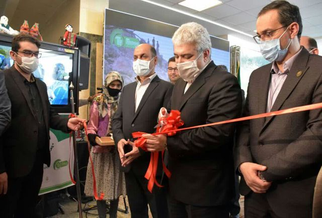 نخستین تلویزیون اینترنتی روستایی کشور در گلستان افتتاح شد