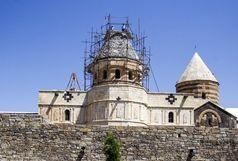 سه کلیسا در ارومیه مرمت میشود