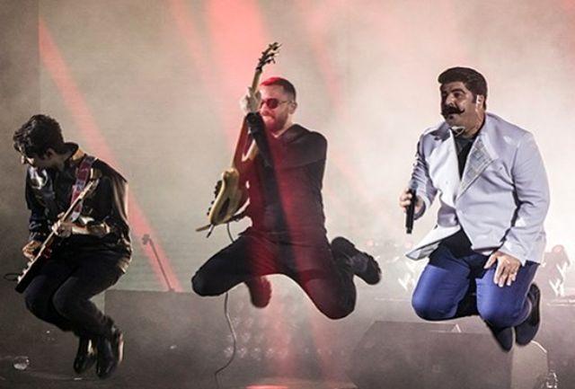ممنوع شدن دوباره برگزاری کنسرتها
